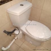 别墅卫生间提升泵 地下室污水提升器 负一楼污水处理设备
