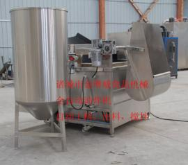 分析薄脆油炸机器设备油炸生产线贵的原因