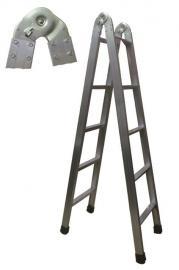 铝合金2.5米梯子 家用铝合金2.5米梯子价格