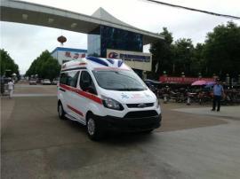 金杯海狮小型救护车