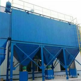 PPC96-6型气箱式脉冲布袋除尘器技术参数