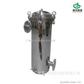 化工除渣过滤器 油水别离器 高严谨白口铁多袋式过滤器