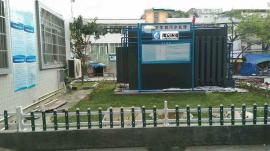 卫生院废水处理MBR一体化设备YAYL-200T医院环保污水设施