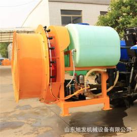适用于果园的拖拉机悬挂式弥雾打药机,