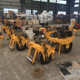 满洲里供应全液压振动压路机 小型压路机生产厂家