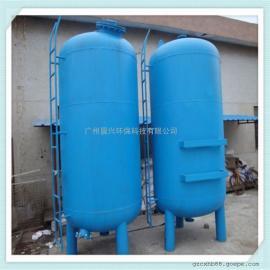 化工厂污水前置预处理装置 全自动反冲洗碳钢石英砂过滤器