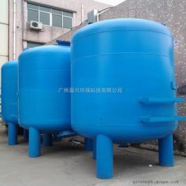 厂家热销多介质压力过滤器 井水净化用石英砂机械过滤器