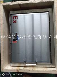 ZL102压铸铝合金防爆箱Q235钢板焊接防爆铁箱304316不锈钢防爆箱