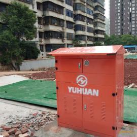 专业订制垃圾压缩设备5T地埋式垃圾压缩站6方垃圾中转站