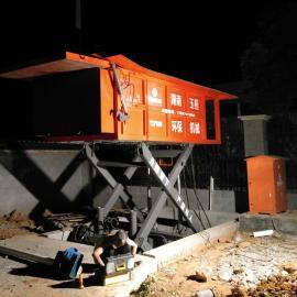 5T地埋式垃圾中转设备诚招代理垃圾压缩设备厂家直销