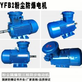 YFB2粉尘防爆电机生产厂家 粉尘防爆三相异步电动机制造商