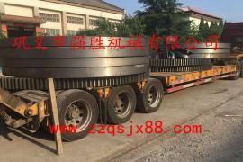 3X25米污泥烘干机配件快速定做 污泥烘干机配件生产厂家