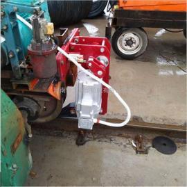 龙门吊行车防风装置 起重机防风铁楔制动器 YFX电力液压防风铁楔