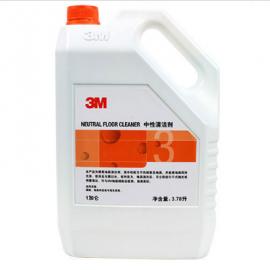 3M中性清洁剂 中性多功能清洁剂 台面墙面免过水去污垢清洁剂