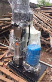 立式多级不锈钢变频水泵