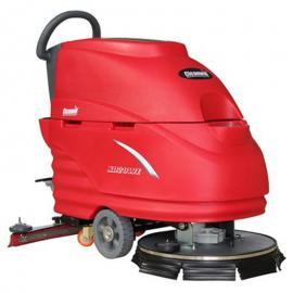 供应克力威XD20WE超市酒店医院大厅物业保洁用手推式洗地机