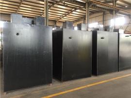 一体化生活污水处理装置 RBA型号 碳钢材质 荣博源环境