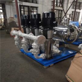 箱泵一体化生活给水设备