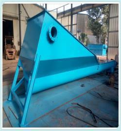 高效分离设备/不锈钢螺旋式砂水分离器