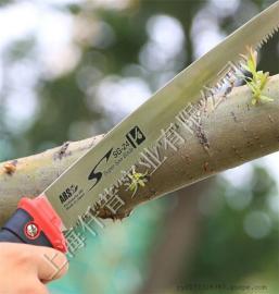 日本爱丽斯 ARS SG-24手锯 园艺修枝手锯 腰锯