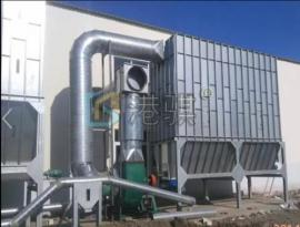【袋式除尘器】旋流板塔除尘器阻力-港骐
