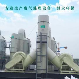 有机废气处理设备 物理吸附法处理废气污染物 20000m3/h