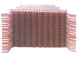 H型蛇形管省煤器
