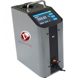 新款沃德亨vodeh-6800 触摸式温度校验炉 便携式干井炉 干体炉