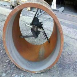 管道除锈喷砂机