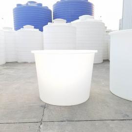 厂家大量直销1000L塑料圆桶酿酒桶腌制塑料桶