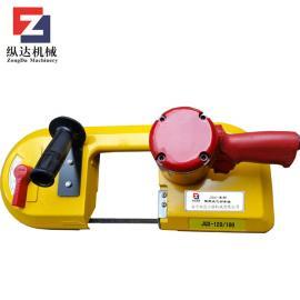 纵达热销JQX-120气动线锯 矿用防爆气动锯