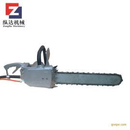 供应厂家热销SSK-500矿用气动金刚石链锯