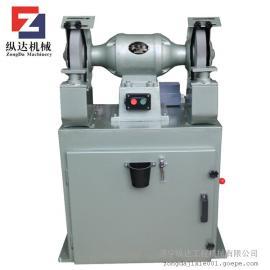 纵达热销现货立式吸尘砂轮机 矿用除尘式砂轮机