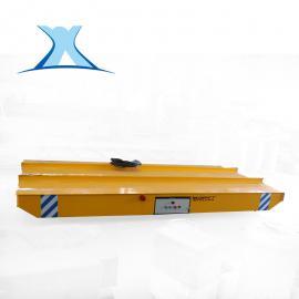 重载车轴生产线电动平车过跨车操作规程电动平板车