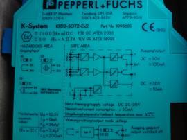 倍加福安全栅KFD2-ST2-EX2