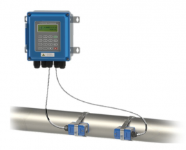 USN超声波流量计 分体式管道式外缚式非接触式流量计