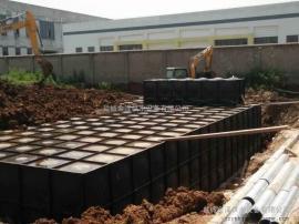 埋地式箱泵一体化消防恒压给水泵站