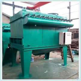 水泥厂大型脉冲式布袋除尘器/除尘器的特点