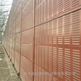 幼儿园金属百叶声屏障厂家直接供应