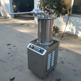 灌肠机,小液压灌肠机,灌肠机厂家