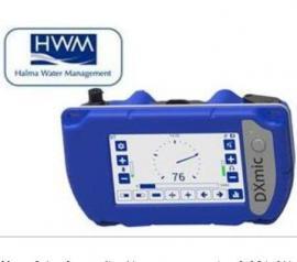 进口英国豪迈电子听漏仪DXmic Lite,检漏噪声记录仪 促销中