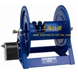美国COXREELS考克斯工业双管卷管器 不锈钢卷盘 电动绕管器 卷盘