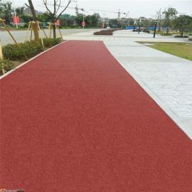 彩色透水地坪凝胶增强剂使用方法