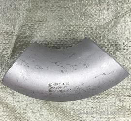 厂家批发不锈钢大管件 304大口径弯头 非标冲压件