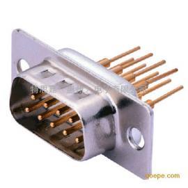 焊线式D-Sub插头 9P公针dusb连接器