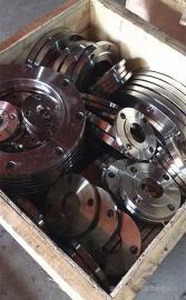 厂家生产321材质平焊法兰, DN100PN1.0数控精车