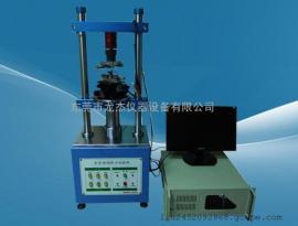龙杰1220S全自动插拔力试验机连接器排线插拔力寿命测试机
