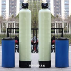清泽蓝厂家直销全自动0.5吨软化水设备 酒店宾馆去水垢设备