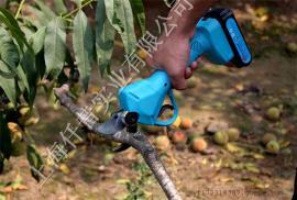 嘉航电动剪刀 KH-G02-K锂电无线电动剪刀 电动果树修枝剪