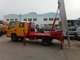 装修材料高空运输车_30米家具搬运车